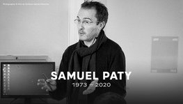 Day of national tribute: Samuel Paty