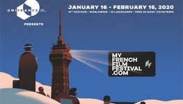 MyFrenchFilmFestival, 10e édition !